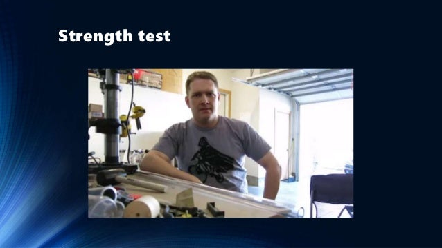 Strength test