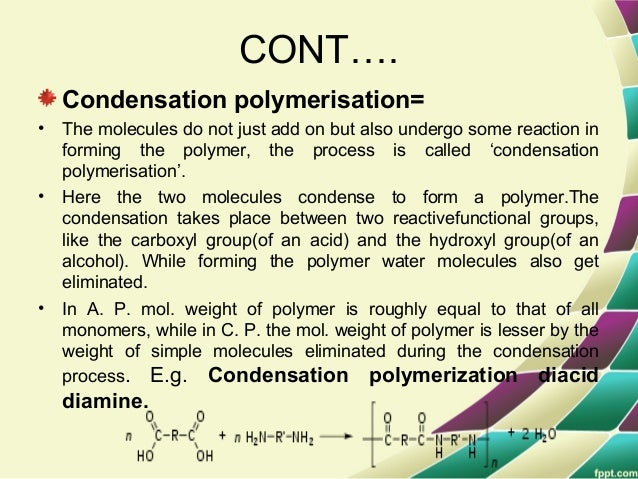 1. Natural and Synthetic Polymers  Polymers which are isolated from natural materials, are called as 'natural polymers'. ...