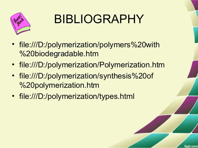 Polymer science: preparation and uses of polymers