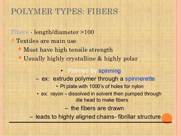 Highly Crystalline Nylon Is