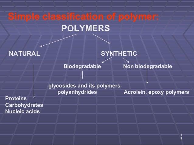 Polymer by v k chatap |authorstream.