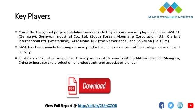 Polymer Stabilizer Market worth 8 35 Billion USD by 2022