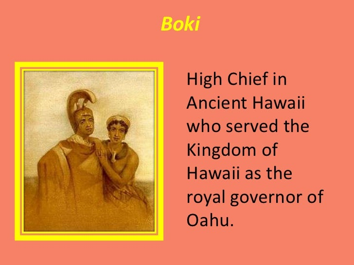Polynesian Powerpoint Presentation