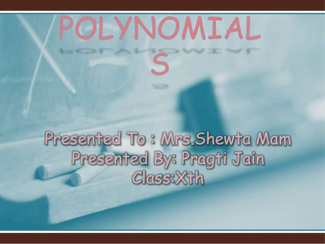 Presented To : Mrs.Shewta Mam Presented By: Pragti Jain Class:Xth