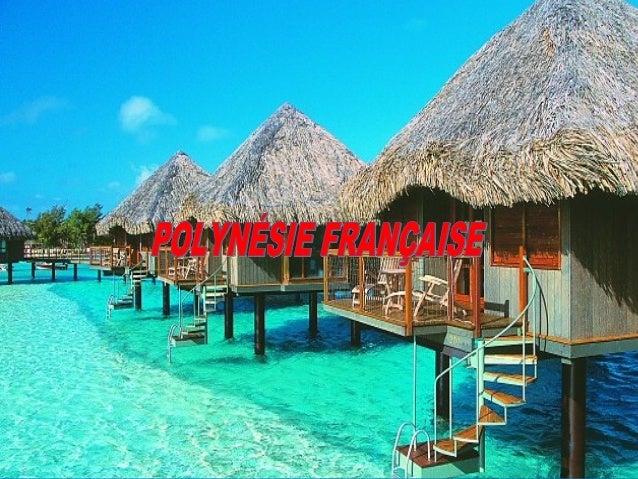 La Polynésie Française se compose d´environ 118 îles dont 67 habitées, d´origine volcanique ou coralliennne. Elle est situ...