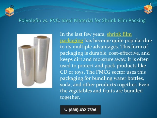 In the last few years, shrink film packaging has become quite popular due to its multiple advantages. This form of packagi...