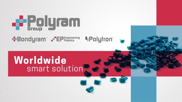 Worldwide smart solution Polyram Ram-On Industries •	 Established in 1986. •	 Turnover of about 110$ M. •	 150 employees. ...