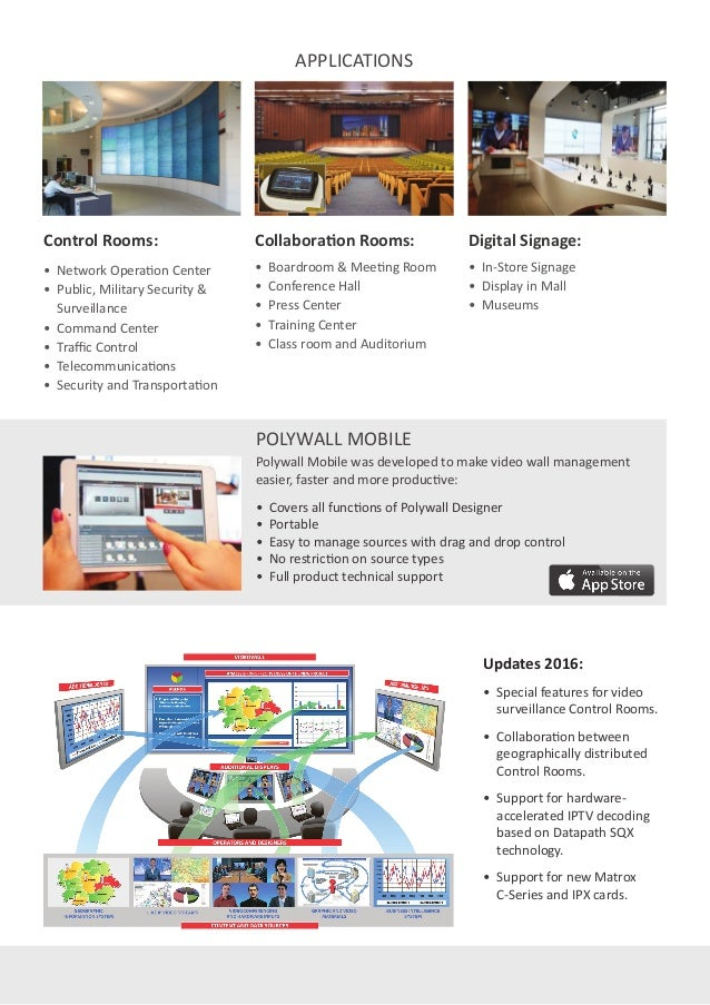 Polywall Software 2016 Brochure