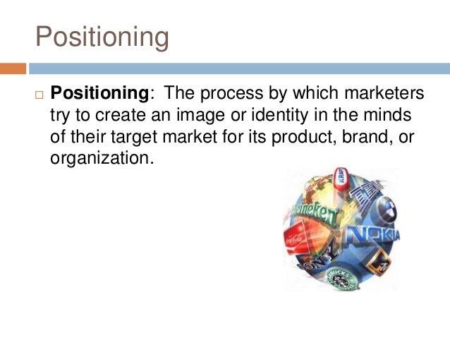 importance of market segmentation targeting and positioning pdf