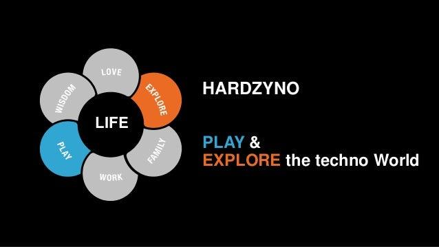 HARDZYNO PLAY & EXPLORE the techno World LIFE