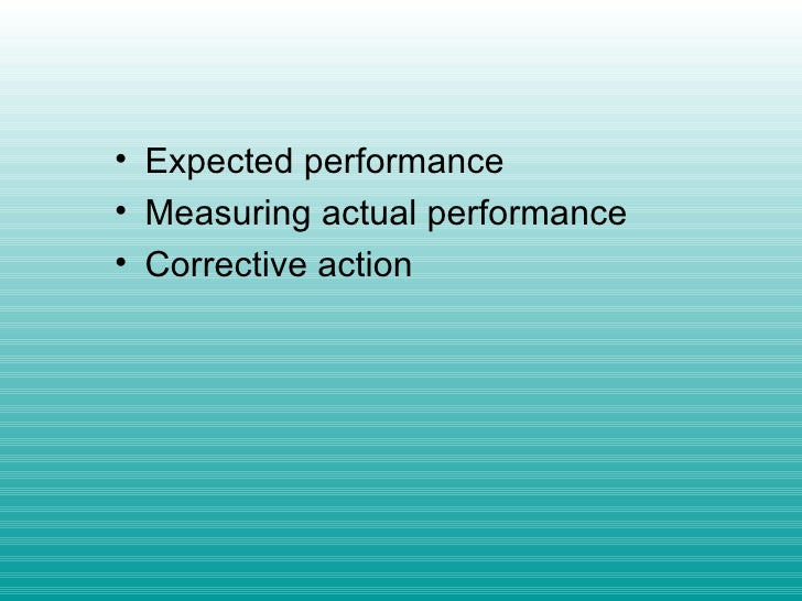 dell comparing actual performance against standard World health organization 2  performance of health systems has been a  performance requires an explicit framework defining the goals of a health system against.