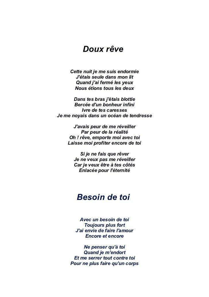 Poème