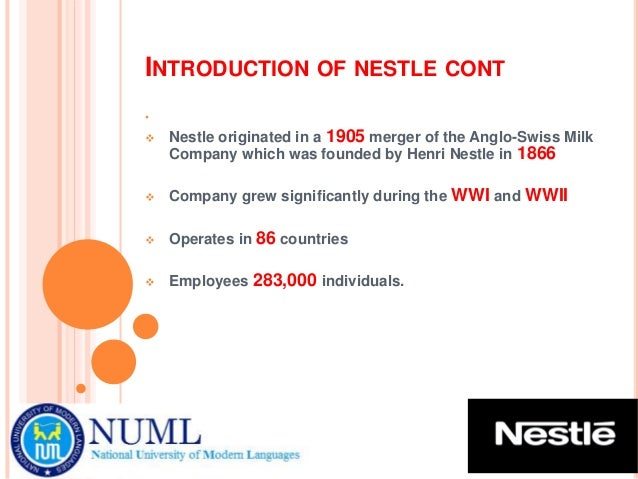 nestle integration Nestle distributors nestle retailers nestle milk pak customers towards nestle factory 13 advertisement of nestle milkpak 14 horizontal integration horizontal integration is the process of acquiring or merging with competitors, leading to industry consolidation 15.