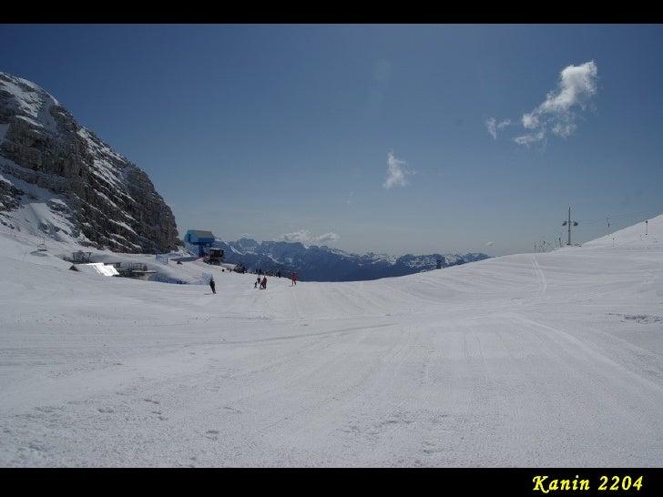 Kanin 2204 m