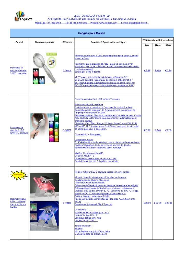 LEGA TECHNOLOGY (HK) LIMITED                                 Add: Floor 3th, Port 1st, Buiding D, Bian Fang Ju, Mei Lin Ro...
