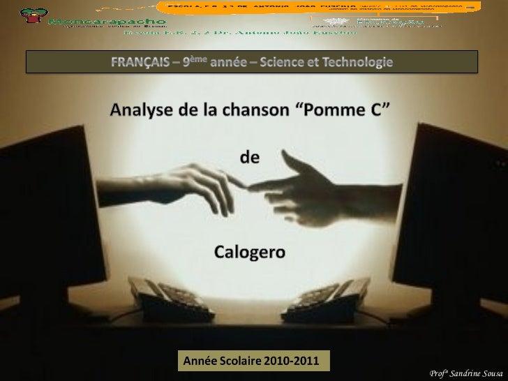 Profª Sandrine Sousa