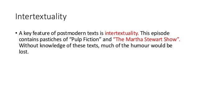 intertextuality essay structure Intertextuality is the shaping of a text's meaning by another text it is the interconnection between similar or related works of literature that reflect and influence an audience's interpretation of the text.