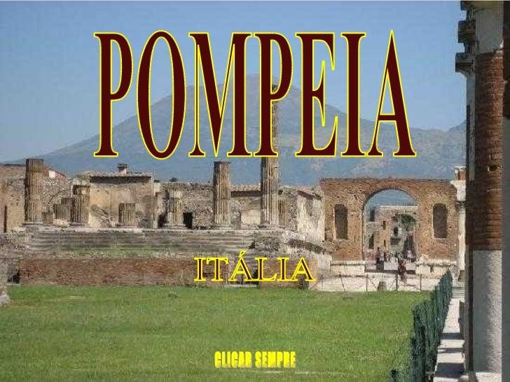 POMPEIA ITÁLIA CLICAR SEMPRE