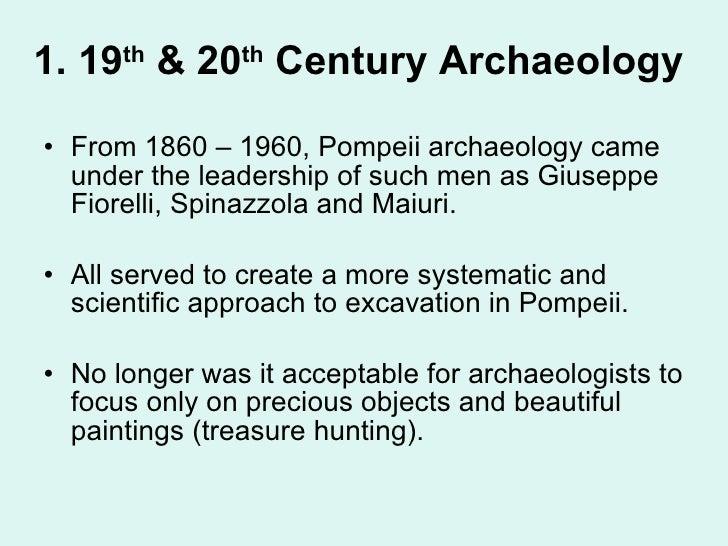 Pompeii Part 5: Investigating the past Slide 3