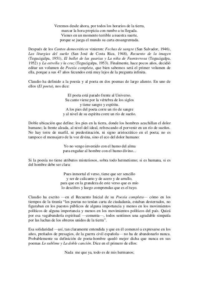 Pompeyo Valle - Panorama-de-la-poesia-hondurena