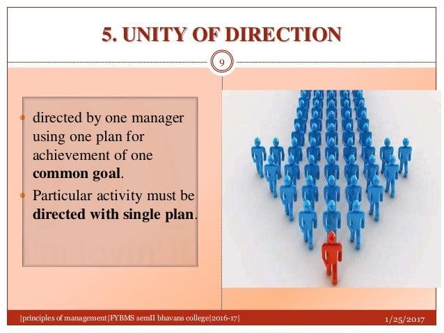 Unity Of Direction 2605 | LOADTVE