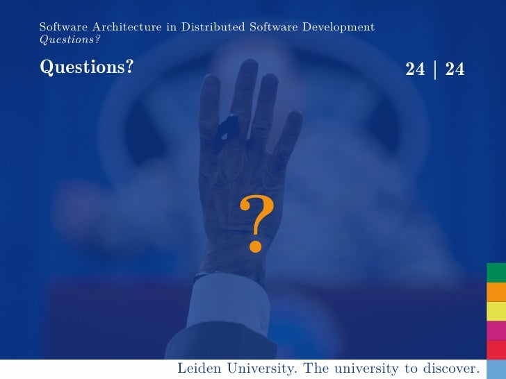 distributed software development International j ournal of m ultidisciplinary s ciences and engineering , vol  5, no12, december 2014 distributed software developmen.