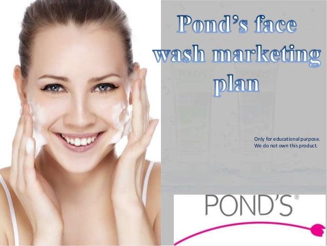 Ponds marketing strategy