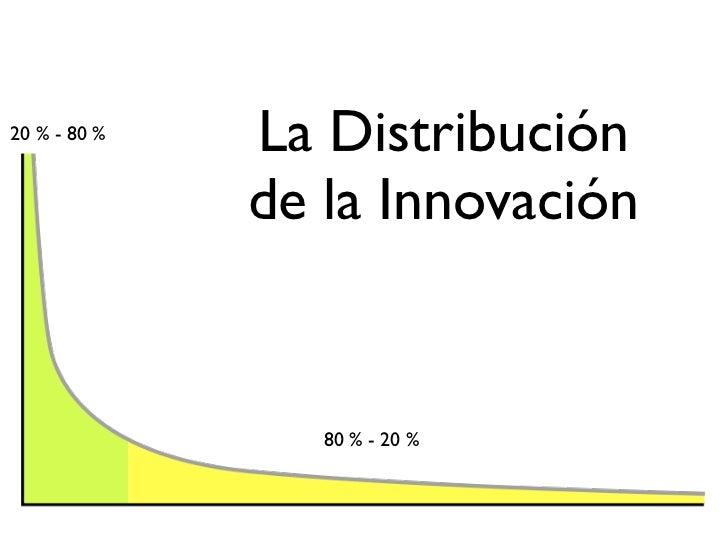 gurús                          La Distribución                          de la Innovación    diseñadores                  T...