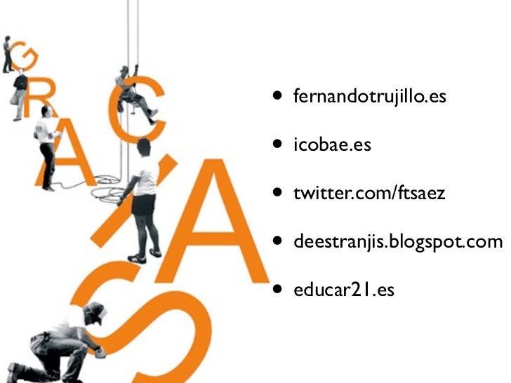 Sobre la mejora de la Educación a través de AulaBlog, Novadors, EABE y otros grupos/encuentros: CC (Cultura Compartida) en...