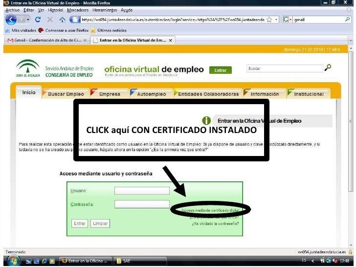 CLICK aquí CON CERTIFICADO INSTALADO