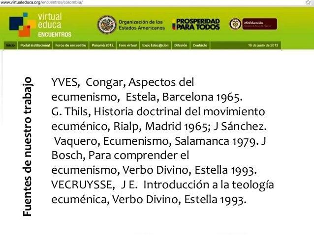 Pensando, pensando mi comportamiento voy mejorando Virtual educa Medellín Colombia XIV Encuentro Internacional  Páginas co...