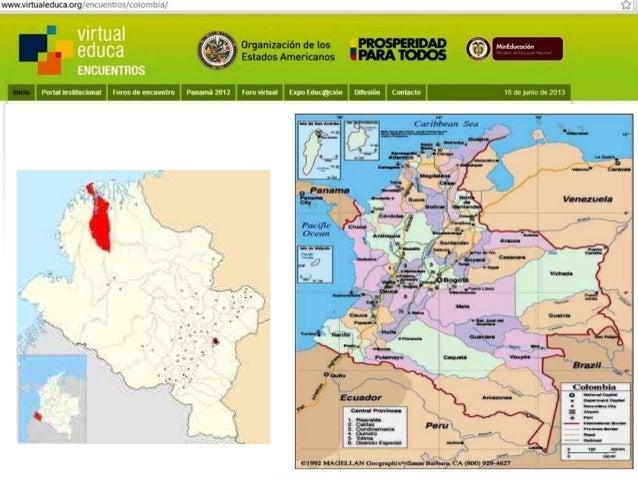 Pensando, pensando mi comportamiento voy mejorando Virtual educa Medellín Colombia XIV Encuentro Internacional El problema...