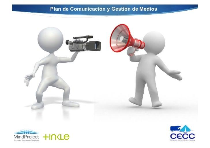 Plan de Comunicación y Gestión de Medios