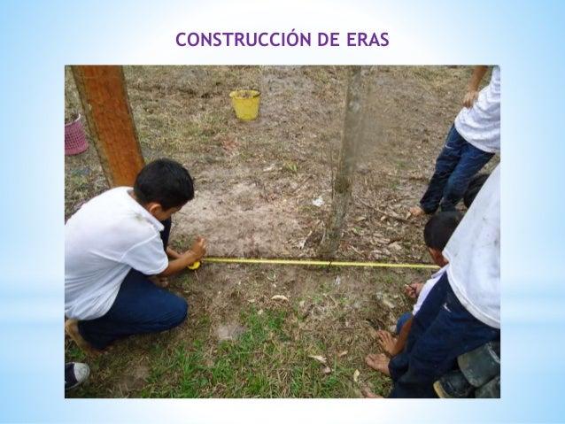 CONSTRUCCIÓN DE ERAS