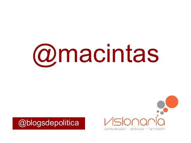 @macintas @blogsdepolitica