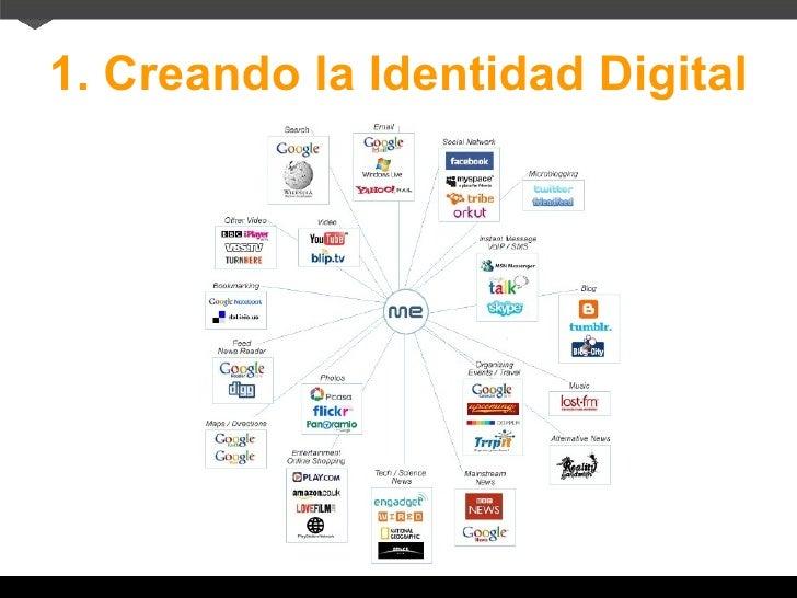 1. Creando la Identidad Digital