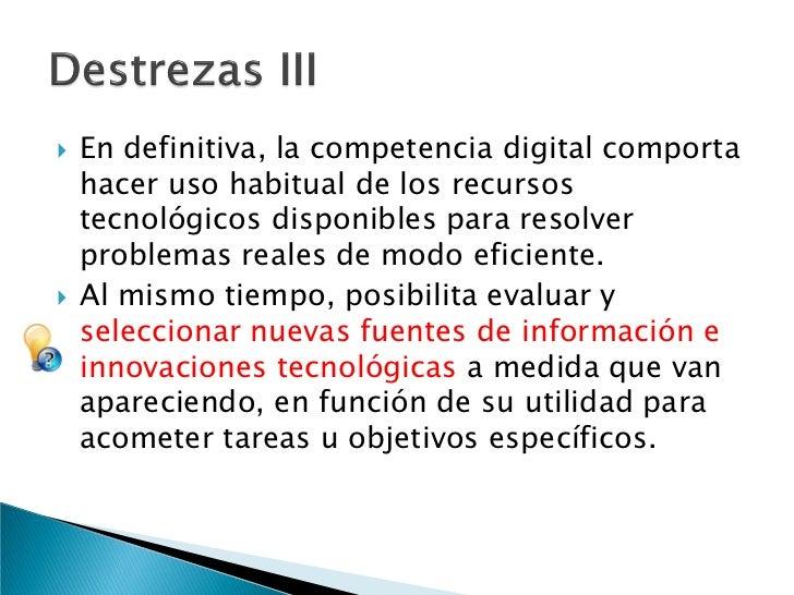    Actitud positiva ante las nuevas tecnologías de la    información y la comunicación, como una fuente    potencial de e...