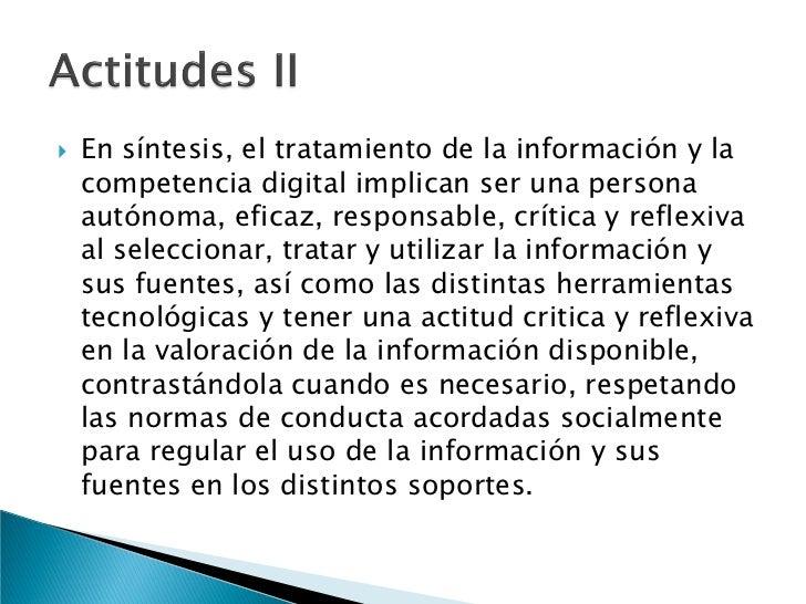    Buscar en las contribuciones de nuestra    materia a las CCBB, los ejemplos que    desarrollan las TICD   Identificar...