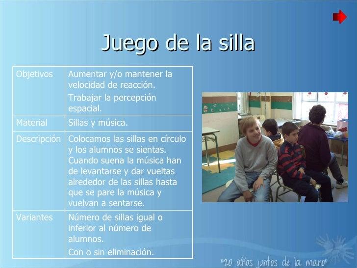 Tratamiento psicomotriz for Sillas comodas para trabajar