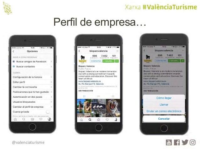 @valenciaturisme Perfil de empresa…