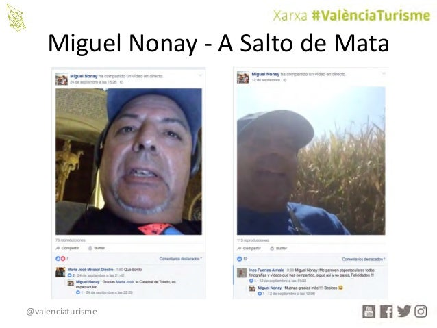 @valenciaturisme MiguelNonay- ASaltodeMata