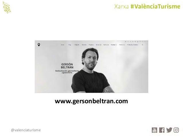 @valenciaturisme www.gersonbeltran.com
