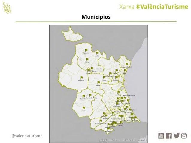 @valenciaturisme Municipios