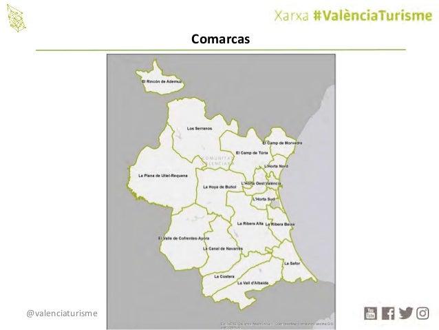 @valenciaturisme Comarcas