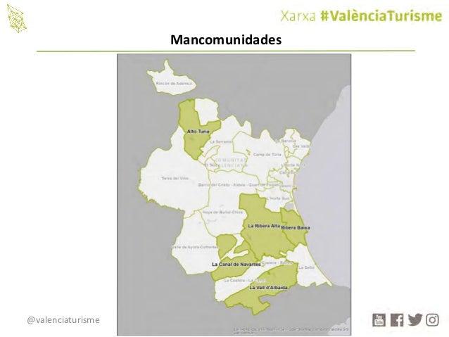 @valenciaturisme Mancomunidades