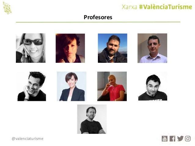 @valenciaturisme Profesores