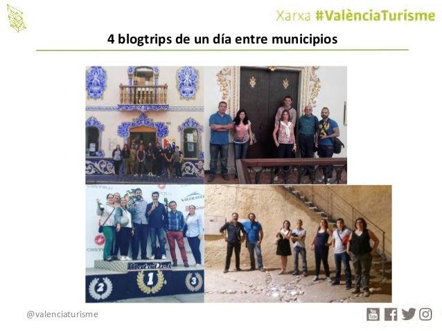 @valenciaturisme 4blogtrips deundíaentremunicipios