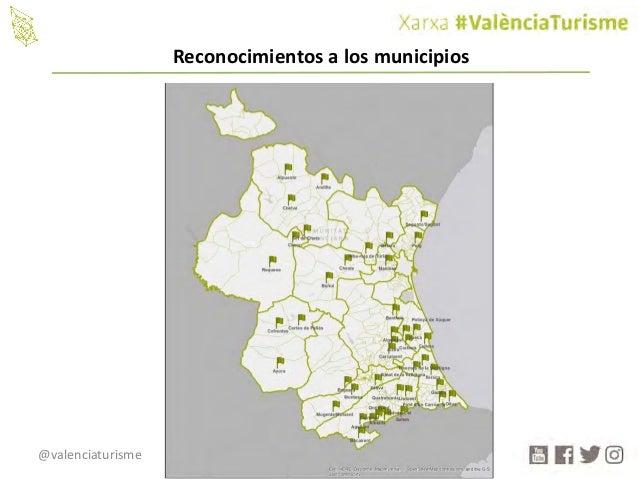 @valenciaturisme Reconocimientosalosmunicipios