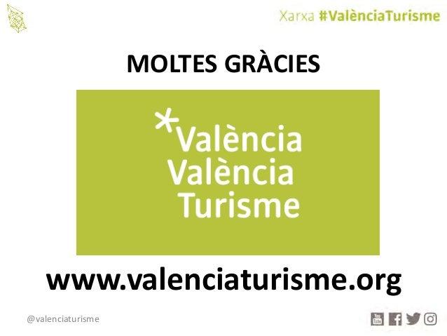 @valenciaturisme www.valenciaturisme.org MOLTESGRÀCIES
