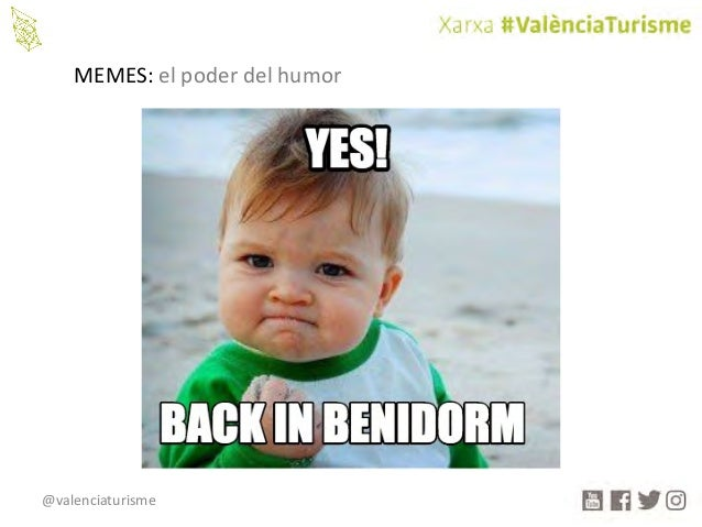 @valenciaturisme MEMES:elpoderdelhumor